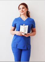 Телесный терапевт, косметолог, специалист массажа, владею эффективными методами работы с лицом и телом. Опыт работы 5 лет.
